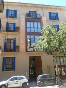 El nou hotel de quatre estrelles a Sa Gerreria ha accelerat el procés de gentrificació del barri.