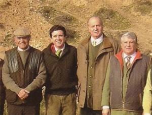 Caçadors caçats: Díaz Ferrán (Marsans), Jaume Matas (PP), J.C. Borbon (rei), Arturo Ferández (Bankia)
