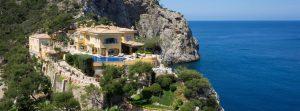 Castillo Mallorca. La mansió més cara de l'illa, propietat de Engel&Völkers situada al Port d'Andratx.