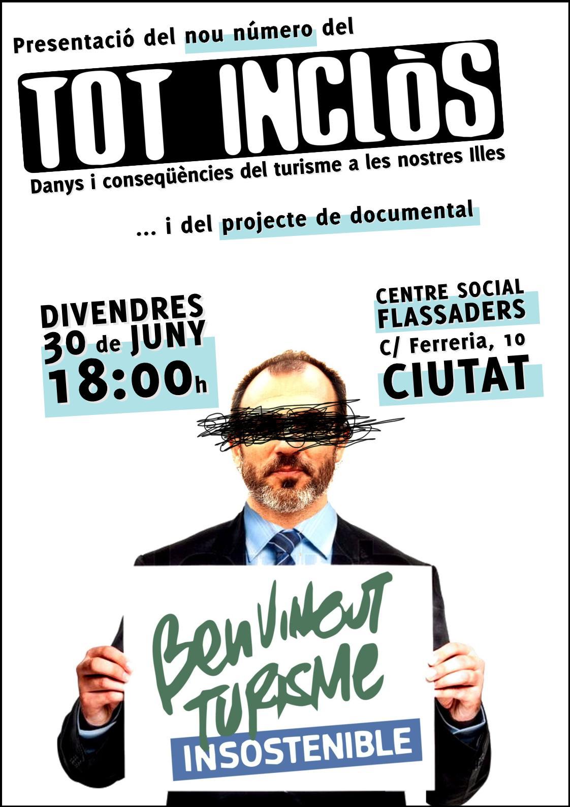 """Presentació del nou """"Tot Inclòs"""" (30-06-17)"""